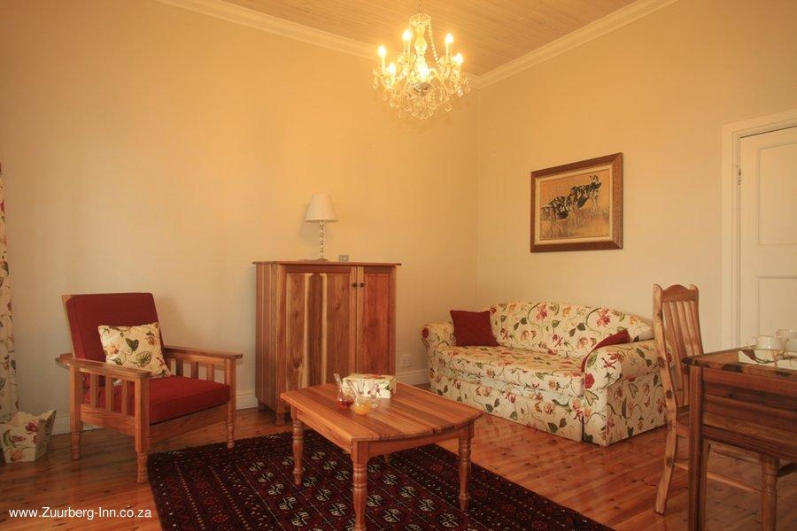 Zuurberg-Inn Manor Bedroom