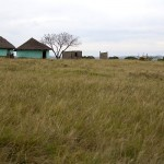 Huts near Port Saint Johns Eastern Cape
